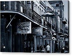 Bourbon Street New Orleans Acrylic Print