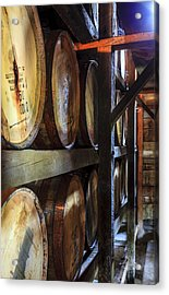 Bourbon Warehouse Acrylic Print