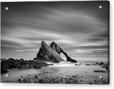 Bow Fiddle Rock 2 Acrylic Print by Dave Bowman