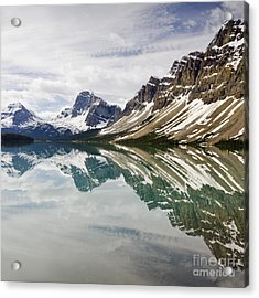 Bow Lake Acrylic Print