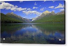 Bowman Lake Montana Acrylic Print