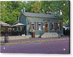 Braddens Main Street St Charles Mo Dsc00874  Acrylic Print