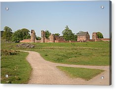 Bradgate Park House Acrylic Print by Mark Severn
