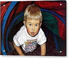 Bradley Acrylic Print