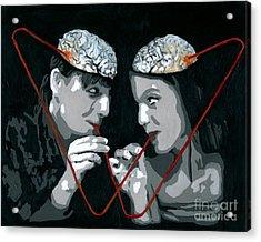 Brain Food Acrylic Print