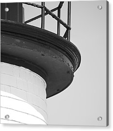 Brant Point Lighthouse Acrylic Print by Charles Harden