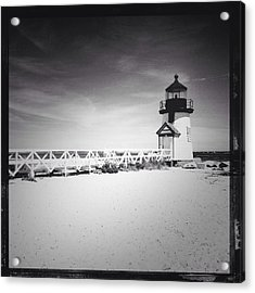 Brant Point Lighthouse Acrylic Print