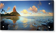 Brazil, Fernando De Noronha Island Acrylic Print by Michele Falzone