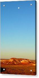 Breakaways Acrylic Print by Evelyn Tambour