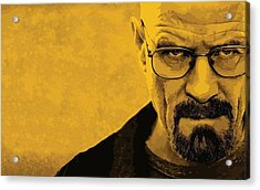 Breaking Bad Acrylic Print by Gianfranco Weiss