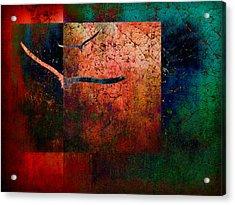 Breaking Free Acrylic Print