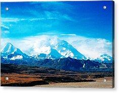 Acrylic Print featuring the photograph Breathtaking by Steve Godleski