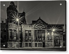Brewhouse 1880 Acrylic Print