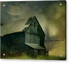Storm Is Brewing Acrylic Print