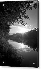 Brf River Acrylic Print