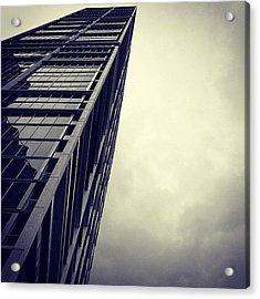 Brickell - Miami Acrylic Print