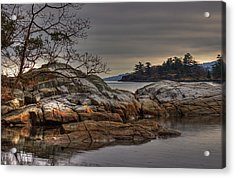 Tranquil Waters Acrylic Print