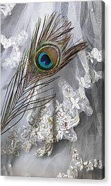Bridal Veil Acrylic Print