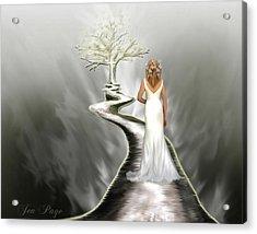 Bride Of Christ Acrylic Print
