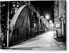 Bridge Arches Acrylic Print by Melinda Ledsome