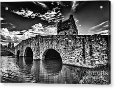 Bridge At Alabama Shakespeare Festival Acrylic Print