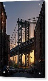 Bridge Acrylic Print
