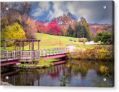 Bridge Of Dreams Acrylic Print