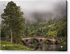 Landscape Wall Art Kenmore Bridge Acrylic Print