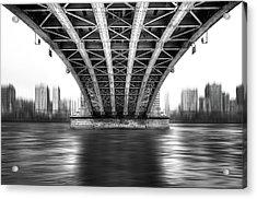 Bridge To Another World Acrylic Print