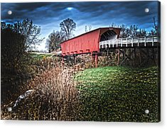 Bridges Of Madison County Acrylic Print