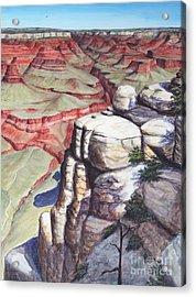 Bright Angel Trail Acrylic Print