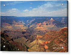 Bright Angel Trail Grand Canyon National Park Acrylic Print