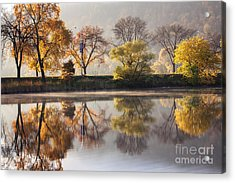 Bright Start To The Day Acrylic Print