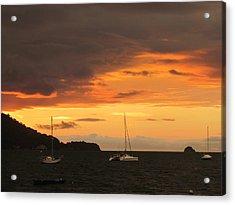 Brilliant Sunrise Acrylic Print
