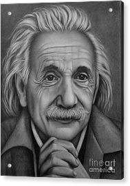 Brilliant Mind Acrylic Print