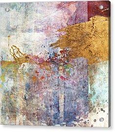 Bring Wine Square Acrylic Print