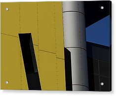 Brisbane Square Abstract 1 Acrylic Print