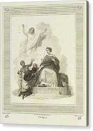 Britannia Acrylic Print by British Library