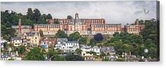 Britannia Royal Naval College Acrylic Print