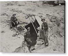 British Defenders Of The Tobruk Acrylic Print by Everett