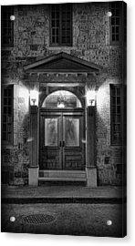 British - Jack The Ripper's Doorway II Acrylic Print by Lee Dos Santos