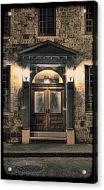 British - Jack The Ripper's Doorway IIi Acrylic Print by Lee Dos Santos