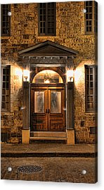 British - Jack The Ripper's Doorway Acrylic Print by Lee Dos Santos