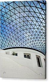 British Museum Acrylic Print by Stephen Norris