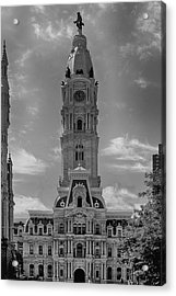 Broad And True Acrylic Print