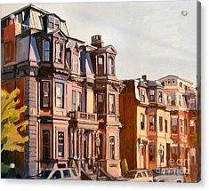 Broadway View Acrylic Print