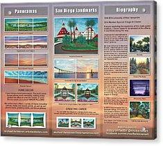Brochure 2015 - Interior Acrylic Print