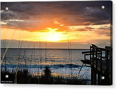 Brokenness And Beauty  Acrylic Print