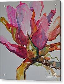 Bromeliad #3 Acrylic Print