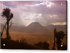 Bromo Acrylic Print by Miguel Winterpacht